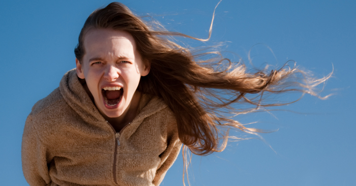 Here is a free youth group game to teach students how to deal with anger.