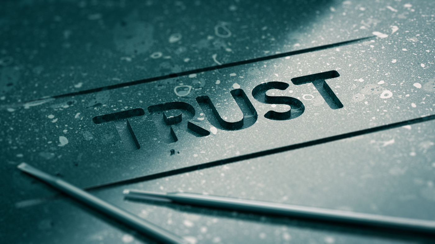Here is a youth group lesson to help students refresh their focus on trusting God through this lesson from Proverbs.