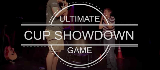 YOUTH GROUP GAME: ULTIMATE CUP SHOWDOWN