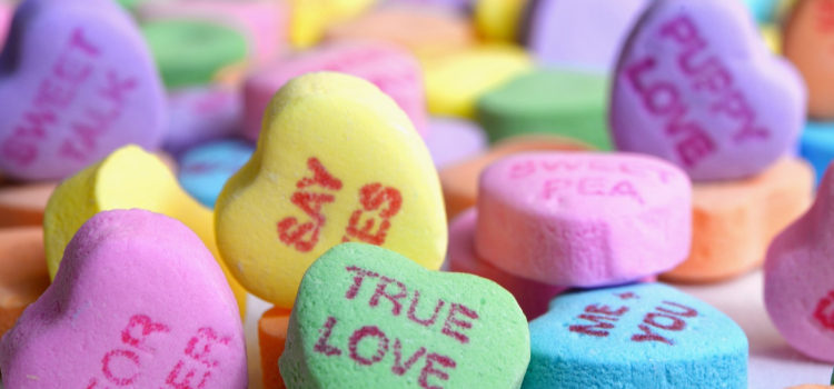 VALENTINE'S DAY YOUTH GROUP LESSON ON TRUE LOVE