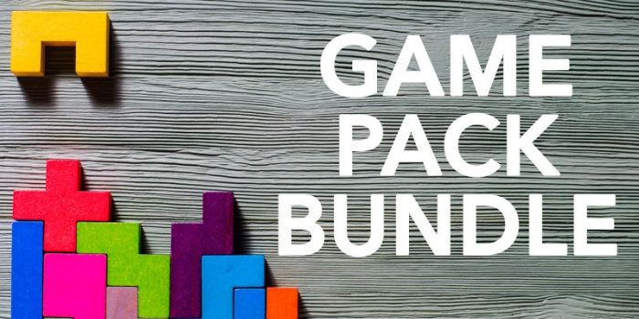 NEW: GAME PACK BUNDLE