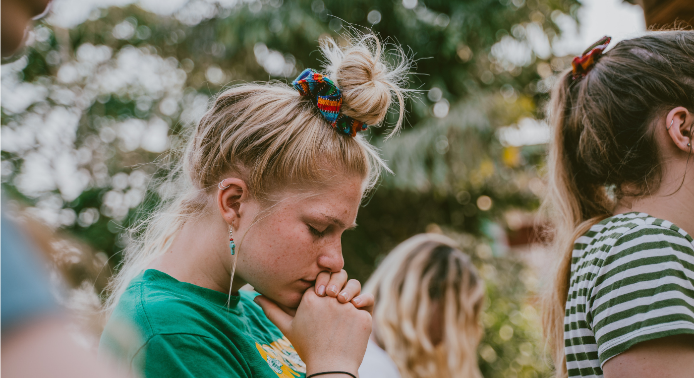 Here is a youth group lesson, based on 1 Peter 1:14-16, to encourage students that they can live a holy life with the help of the Holy Spirit. They'll still mess up and make mistakes along the way, but He's the one that gives them the power and strength needed.