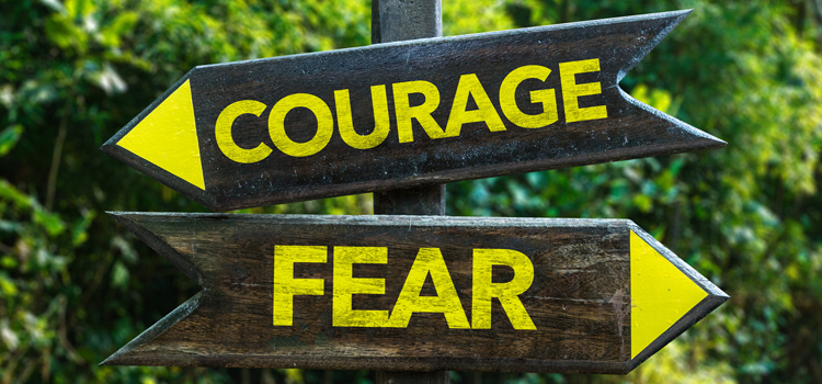 Here's a free youth ministry lesson you can use for Halloween (or any time of the year) helping students overcome fear, based on Isaiah 41:9-10.