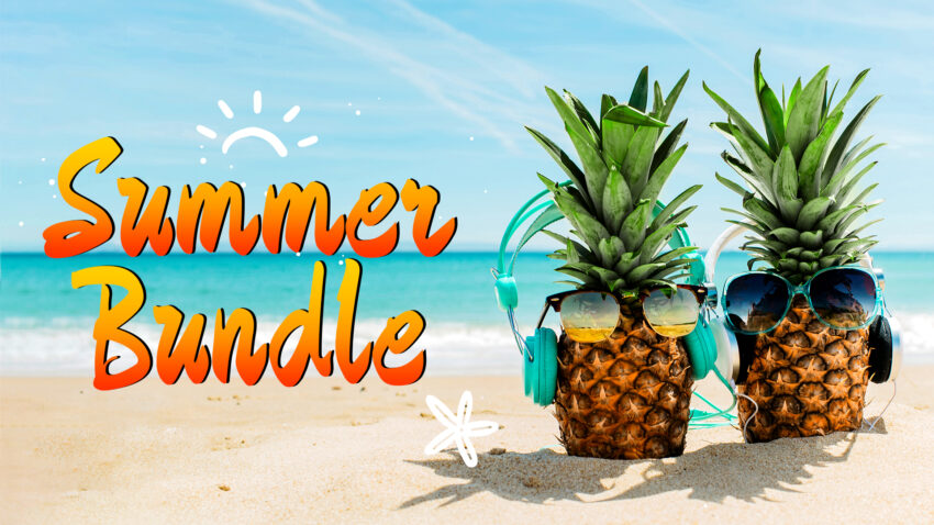 Save 77% on $424 worth of youth ministry lessons & games for summer and beyond!